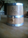 My French Vinegar Barrel